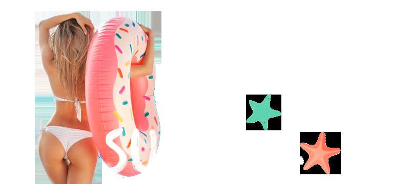 button - Enjoy Summer