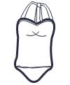 Icon - Halter Swimsuit
