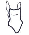 Icon - Tie Strap One Piece Swimsuit