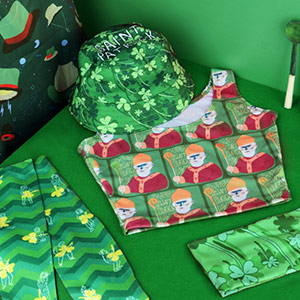 St. Patrick's Day Promotion 40% Off Selected Items w/ Free Shipping